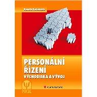 Personální řízení - Elektronická kniha