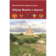 Dějiny Ruska v datech - Elektronická kniha