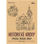 Historické krovy - Elektronická kniha