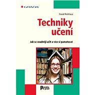 Techniky učení - Elektronická kniha