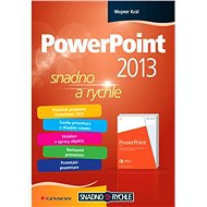PowerPoint 2013 - Elektronická kniha