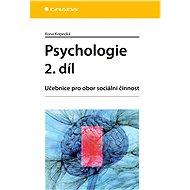 Psychologie 2. díl - Elektronická kniha
