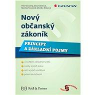 Nový občanský zákoník - Elektronická kniha