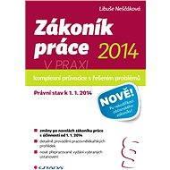 Zákoník práce 2014 v praxi - komplexní průvodce - Libuše Neščáková