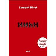 HHhH: Himmlerův mozek se jmenuje Heydrich - Elektronická kniha