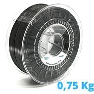 EKO MB Recyklovaný PETG 1.75mm 0.75kg kovová šedá - Filament