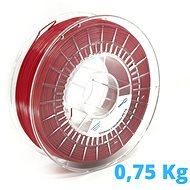 EKO MB Recyklovaný PETG 1.75mm 0.75kg šarlatová červená - Filament