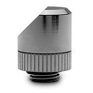 EK Water Blocks EK-Torque Angled 45-Degree - tmavý nikl - Fitting