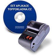 HPRT MPT-II Bluetooth + EET aplikace - Pokladní tiskárna