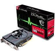 SAPPHIRE PULSE Radeon RX 550 2G - Graphics Card