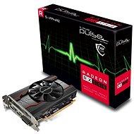 SAPPHIRE PULSE Radeon RX 550 4G OC - Graphics Card