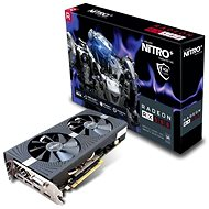 SAPPHIRE NITRO+ Radeon RX 580 OC 4G - Grafická karta