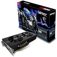 SAPPHIRE NITRO+ Radeon RX 580 OC 8G - Grafická karta