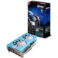 SAPPHIRE NITRO+ Radeon RX 580 Special Edition METAL BLUE - Grafická karta