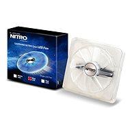 Sapphire Nitro Gear LED FAN červený - Chladič