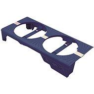 Sapphire Nitro Gear Cooler Shroud and Backplate LITE modrý