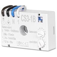 Elektrobock CS3-1B časový spínač pod vypínač   - Spínací hodiny