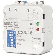 Elektrobock CS3-16 Multifunkční časový spinač   - Spínací hodiny