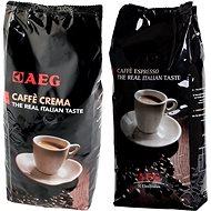 AEG zrnková káva 2x 1000g - Sada