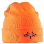 Swedteam pletená čepice oranžová - Kukla