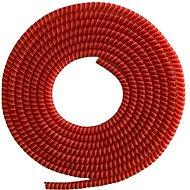 ELPINIO ochrana kabelu spirála - červená
