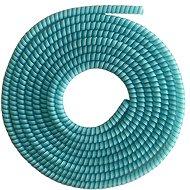 ELPINIO ochrana kabelu spirála - světle modrá