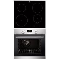 ELECTROLUX EZB2400AOX + ELECTROLUX EHH6240ISK - Oven & cooktop set
