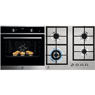 ELECTROLUX 600 PRO SteamBake EOD5H70X + ELECTROLUX 700 PRO StepPower KGU64361X - Oven & cooktop set