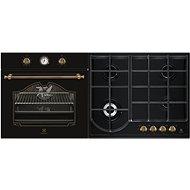 ELECTROLUX EOA5220AOR + ELECTROLUX EGH6343ROR - Set trouba a varná deska
