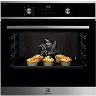 ELECTROLUX 600 PRO SteamBake EOD6C77WX - Built-in Oven