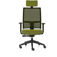 EMAGRA TAU zelená - Kancelářská židle