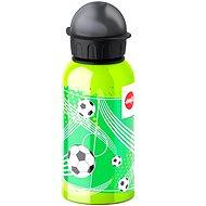 Emsa FLASK 0.4l Fotbal - Láhev na pití pro děti