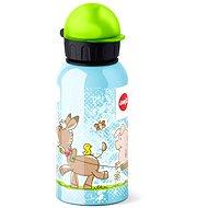 Emsa FLASK 0.4l Zvířátka - Láhev na pití pro děti