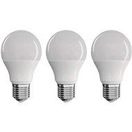 EMOS LED žárovka Classic A60 9W E27 teplá bílá 3ks - LED žárovka