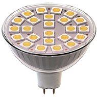 EMOS LED žárovka Classic MR16 4W GU5,3 teplá bílá - LED žárovka