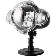 EMOS LED dekorativní projektor – hvězdičky, venkovní - Vánoční projektor