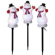 EMOS LED projektor – sněhuláci, 1,8 m, venkovní, RGB - Vánoční projektor