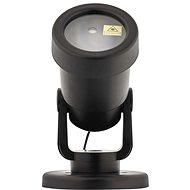 EMOS Laserový dekorativní projektor –  červená + zelená, síť, časovač, ovladač - Vánoční osvětlení
