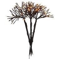 EMOS LED Twig, 60cm, Outdoor, Amber, Timer
