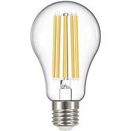 EMOS LED žárovka Filament A67 17W E27 teplá bílá - LED žárovka