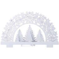 EMOS LED stojánek stromky, 2×AA, teplá bílá, časovač - Vánoční osvětlení