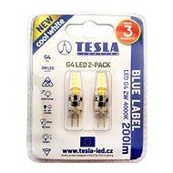 TESLA LED 2W G4 2ks - LED žárovka