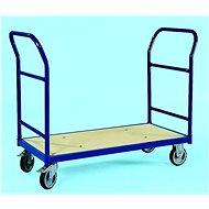 Trestles Handling trolley 900 x 500 x 1130 mm - Cart