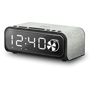 Energy Sistem Clock Speaker 4 Wireless Charge - Radiobudík