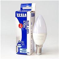 Tesla LED žárovka svíčka E14 6W - LED žárovka