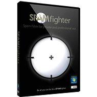 SPAMfighter Pro na 1 rok (elektronická licence) - Kancelářský software