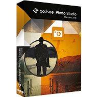 ACDSee Photo Studio Standard 2018 EN (elektronická licence) - Grafická aplikace