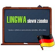 LINGWA slovní zásoba - Němčina (elektronická licence) - Elektronická licence