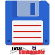 Kancelářský software Total Commander pro 1 uživatele (elektronická licence)
