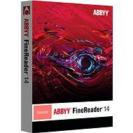 ABBYY FineReader 14 Standard Upgrade (elektronická licence) - Software OCR